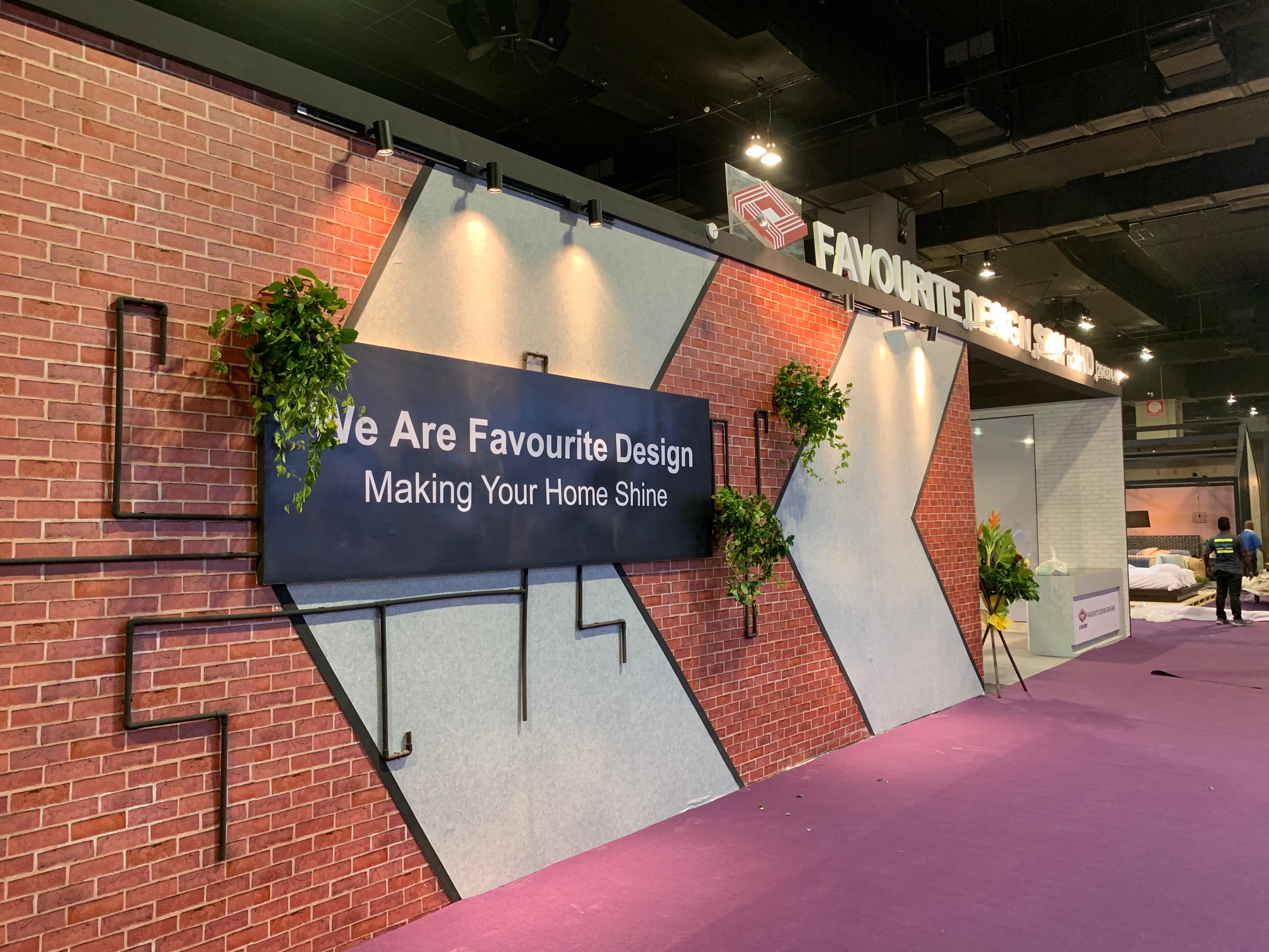Favourite Design Sdn Bhd Exhibition